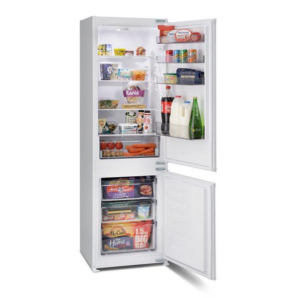 Montpellier MIFF701 Integrated Fridge Freezer 1