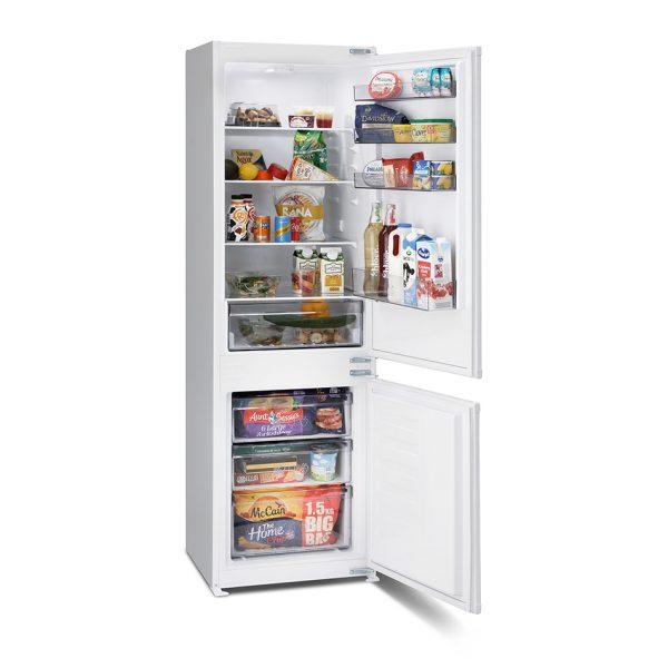 Montpellier MIFF7301F Integrated Frost Free Fridge Freezer 1
