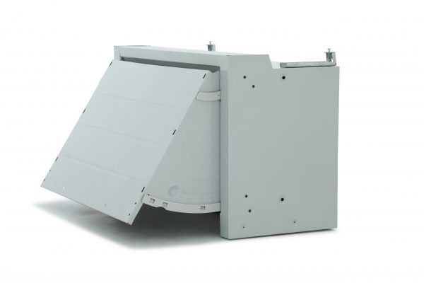 Montpellier MIN60S Swing Out (Integrated) Hood 1