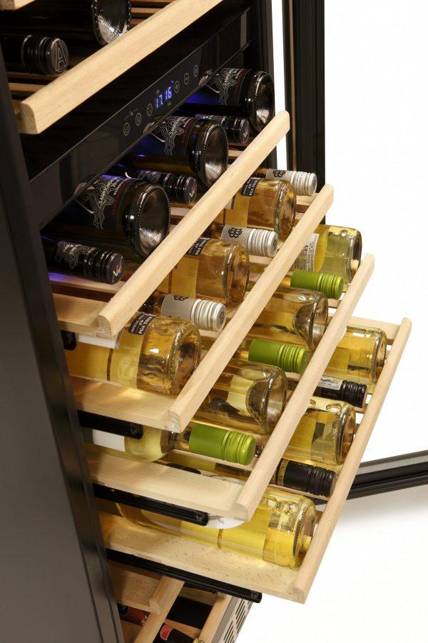 Montpellier WS166SDX 166 Bottle Wine Cooler 5