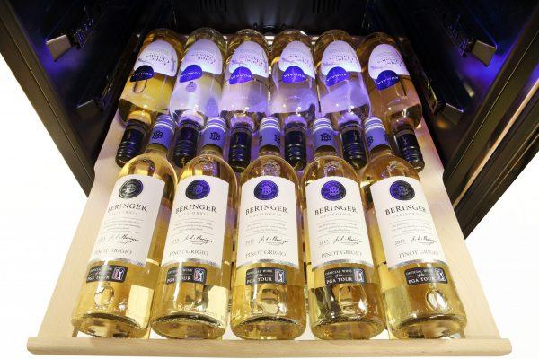Montpellier WS166SDX 166 Bottle Wine Cooler 4