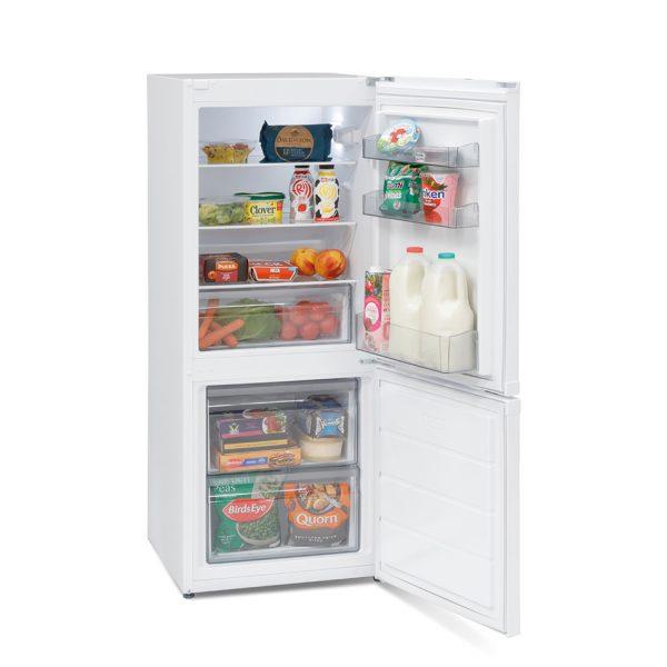 Montpellier MS136W Static Fridge Freezer 1