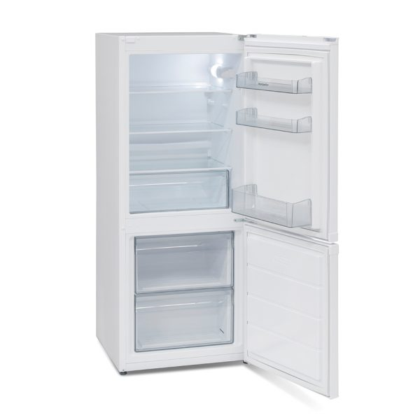 Montpellier MS136W Static Fridge Freezer 2