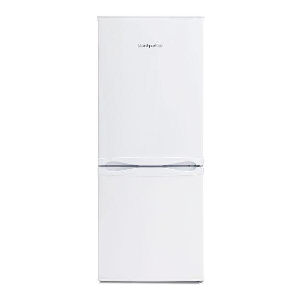 Montpellier MS136W Static Fridge Freezer 3