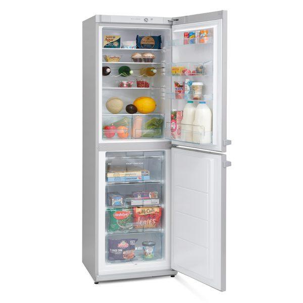 Montpellier MS310-2S Combi Fridge Freezer 2