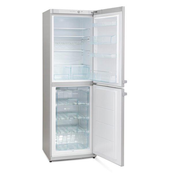 Montpellier MS310-2S Combi Fridge Freezer 3