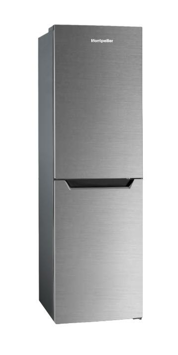 Montpellier MS311MX No Frost Fridge Freezer 1