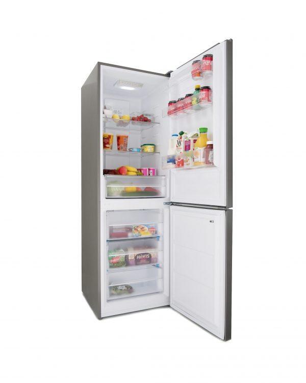 Montpellier MS318MX No Frost Fridge Freezer 1