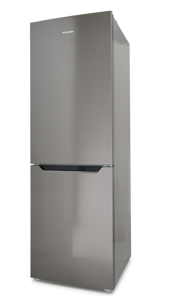 Montpellier MS318MX No Frost Fridge Freezer 3