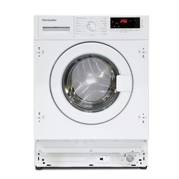 Montpellier MWBI7021 Integrated Washing Machine 2