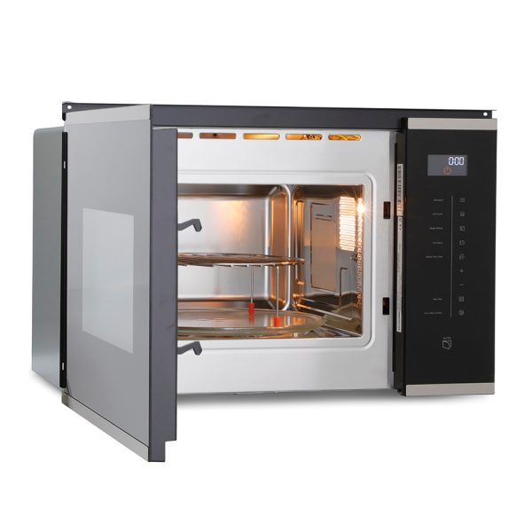 Montpellier MWBI73B Integrated Microwave & Grill 2