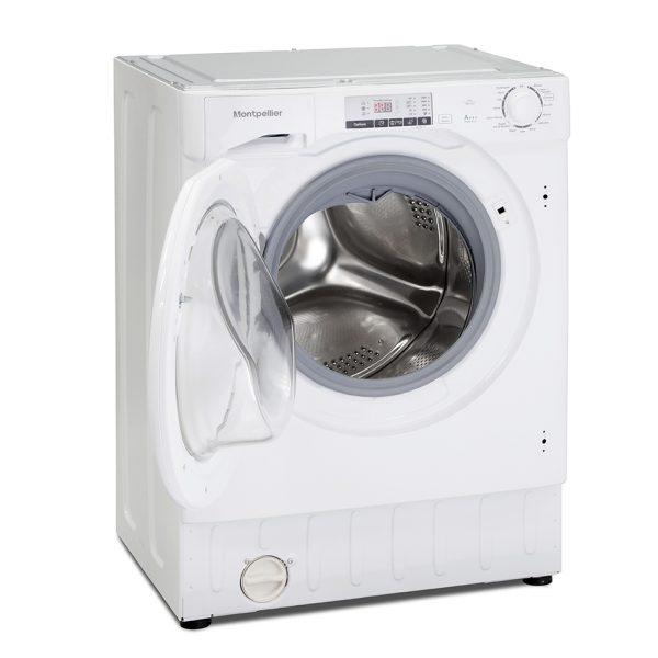 Montpellier MWBI8014 Integrated Washing Machine 1