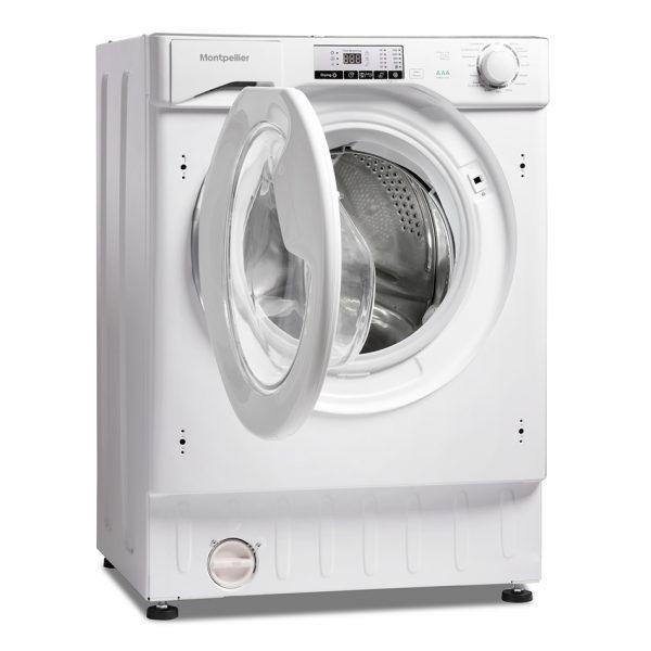 Montpellier MWDI7555 Integrated Washer Dryer 1