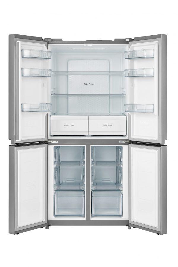 Montpellier MFD71X French Door Fridge Freezer 1