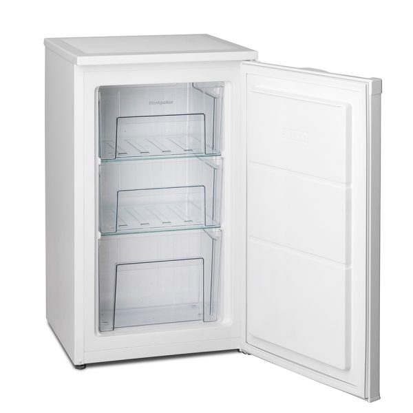 Montpellier MZF48W-2 Under Counter Freezer 2