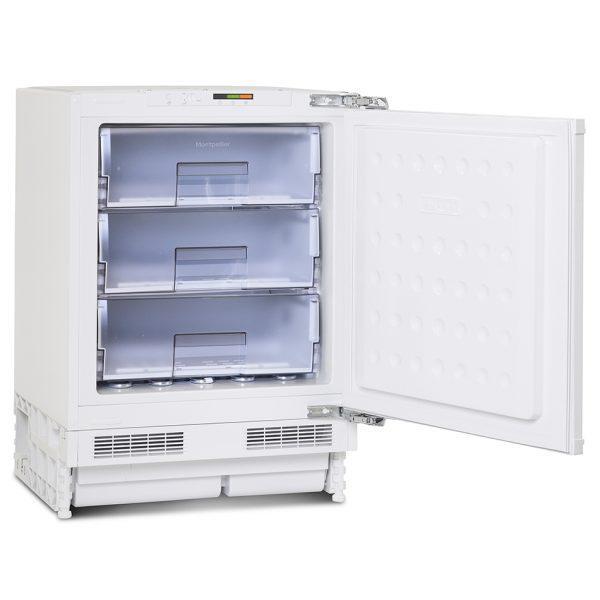 Montpellier MBUF300 Built-Under Freezer 2