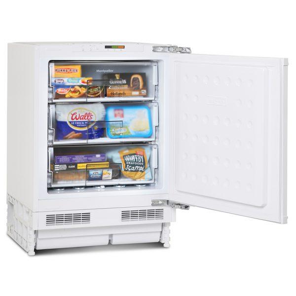 Montpellier MBUF300 Built-Under Freezer 1