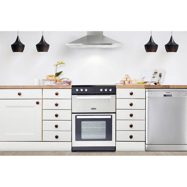 Montpellier DW1254S Freestanding Full size Dishwasher 3