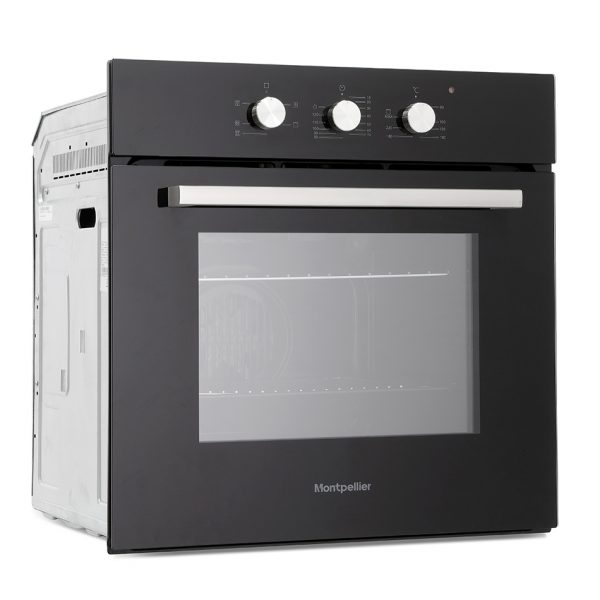 Montpellier SFCP10 Integrated Oven & Ceramic Hob Pack 2