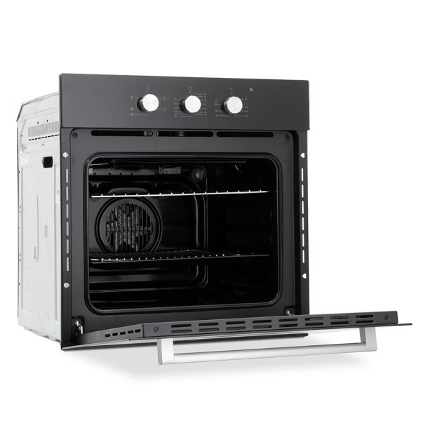 Montpellier SFCP10 Integrated Oven & Ceramic Hob Pack 3