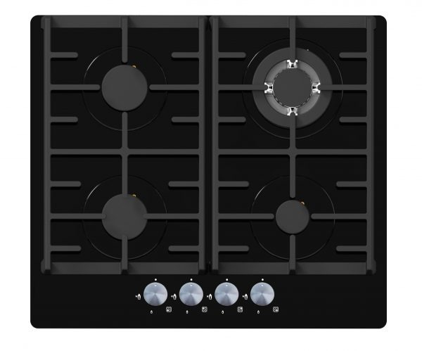 Montpellier SFGP12 Integrated Oven & Hob Pack Cooking 1