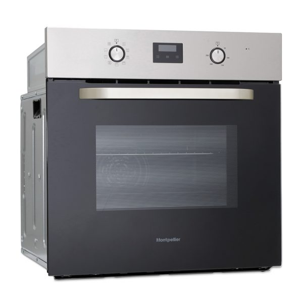 Montpellier SFO58X Single Oven 1