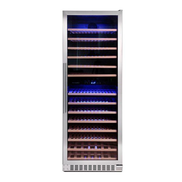 Montpellier WS181SDX 181 Bottle Wine Cooler 1