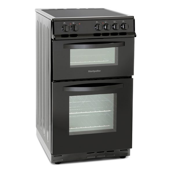 Montpellier MDC500FK 50cm Double Oven