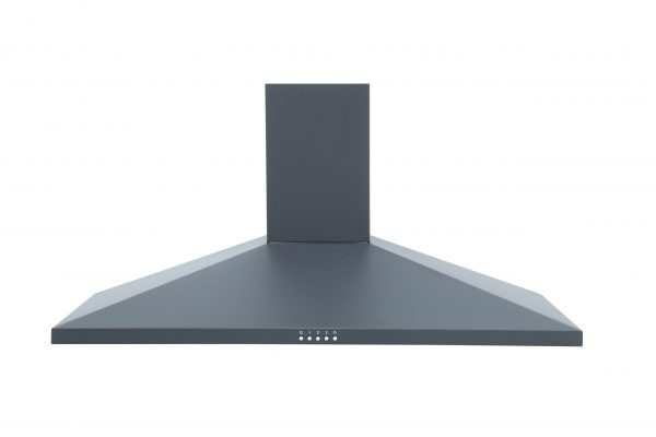 Montpellier MH1000BK 'A' Energy Rated Chimney Hood