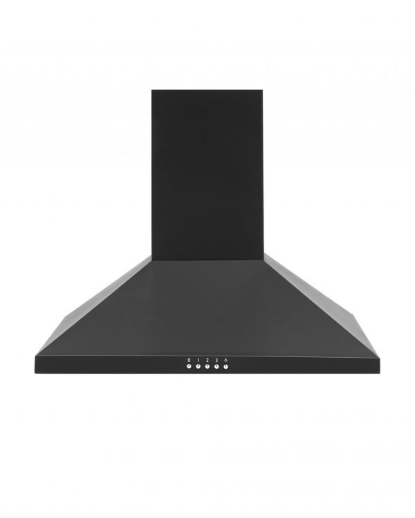Montpellier MH600BK 'A' Energy Rated Chimney Hood