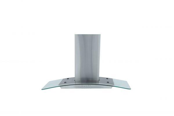 Montpellier MHG600X Glass Chimney Hood