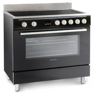 Montpellier MR90CEMK Electric Range Cooker