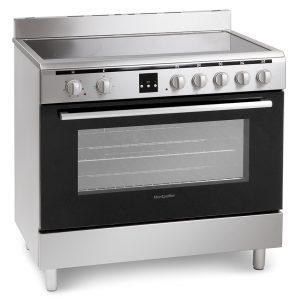Montpellier MR90CEMX Electric Range Cooker