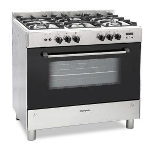 Montpellier MR91GOX Gas Range Cooker