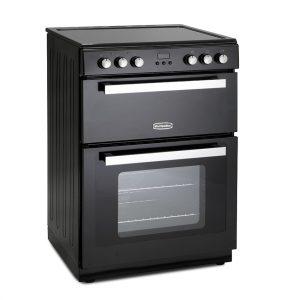 Montpellier RMC61CK Electric Range Cooker black