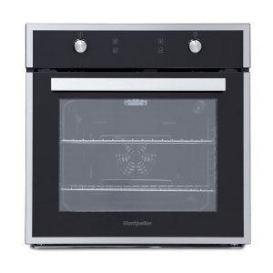 Montpellier SFO67MBX Single Oven – New 2018 Model