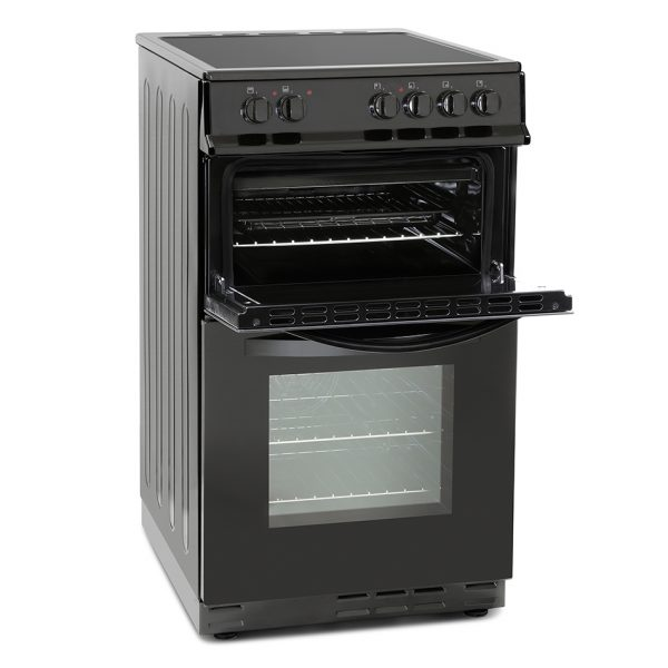 Montpellier MDC500FK 50cm Double Oven 1