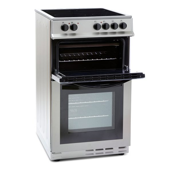 Montpellier MDC500FS 50cm Double Oven 1