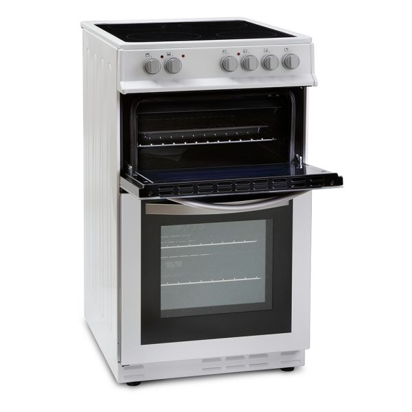 Montpellier MDC500FW 50cm Double Oven 1