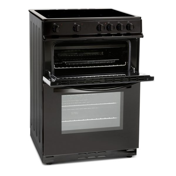 Montpellier MDC600FK 60cm Double Oven 1