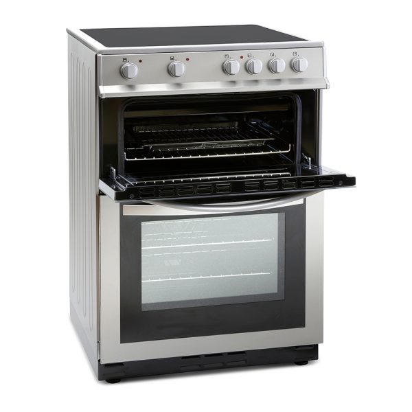 Montpellier MDC600FS 60cm Double Oven 1