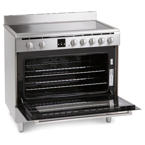 Montpellier MR90CEMX Electric Range Cooker 1