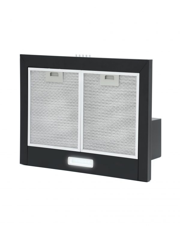 Montpellier MH600BK 'A' Energy Rated Chimney Hood 2
