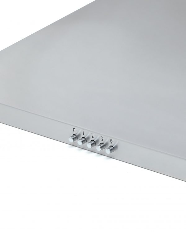 Montpellier MH600X 'A' Energy Rated Chimney Hood 1