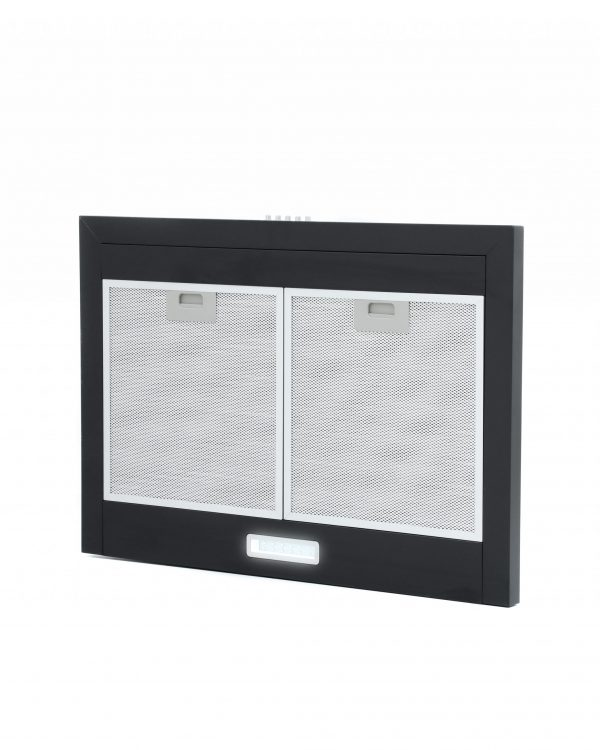 Montpellier MH700BK 'A' Energy Rated Chimney Hood 1
