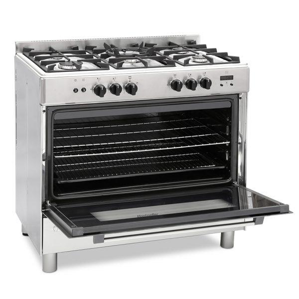 Montpellier MR91GOX Gas Range Cooker 1