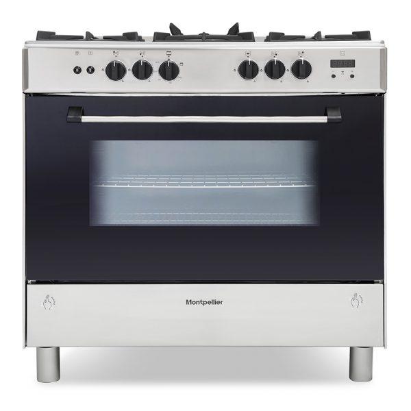 Montpellier MR91GOX Gas Range Cooker 2