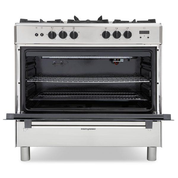 Montpellier MR91GOX Gas Range Cooker 3