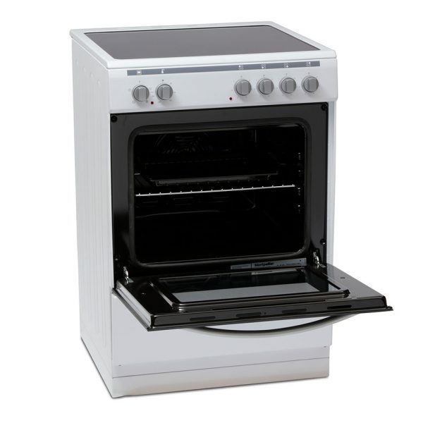 Montpellier MSC60FW Single Cavity 60cm Electric Cooker 2