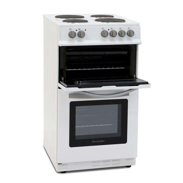 Montpellier MTE51W Twin Cavity Electric Cooker 1